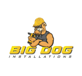 Big dog installations