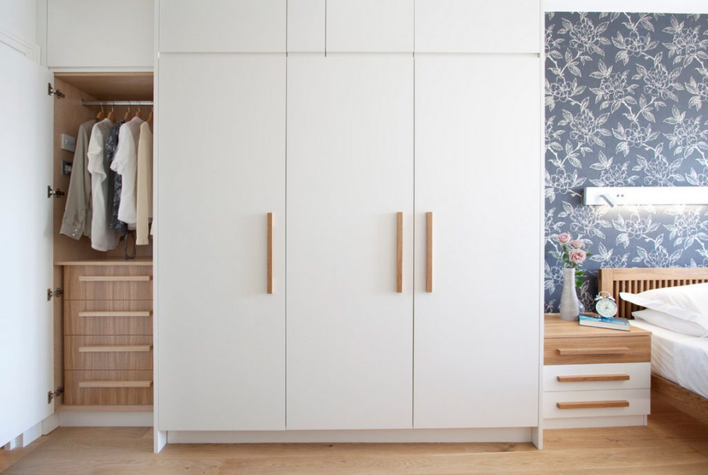 Diy cupboards diy built in bedroom cupboards in cape town flat pack diy bedroom units only not assembled solutioingenieria Images