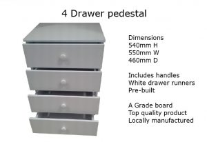 Diycupboards diy kitchen cupboards cape town bedroom space saver 4 drawer unit solutioingenieria Gallery