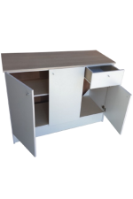 1350mm Contractors Kitchenette – excluding sink