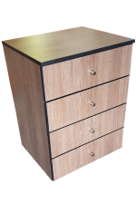 Space saver 4 drawer unit (Colour)