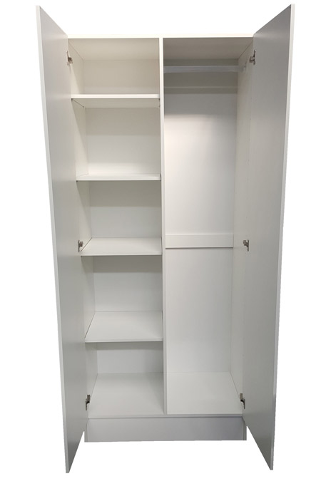 900 mm Combo Size Bedroom Cupboard